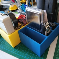 Small Small organizer box for desk top 2 3D Printing 248136