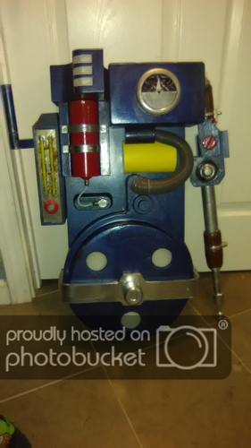 The Real Ghostbusters Proton Pack 3D Print 248304