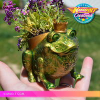 Small Froggy Planter 3D Printing 248450