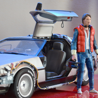 Small Marty McFly HQ 3Dprint 1-8 Scale 3D print model 3D Printing 248545