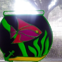 Small Fishbowl 3D Printing 24855