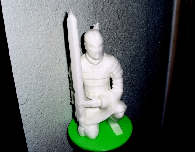 A Terra Cotta Warrior 3D Print 24879