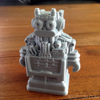 Small Skinned Ultimaker Robot 3D Printing 24884