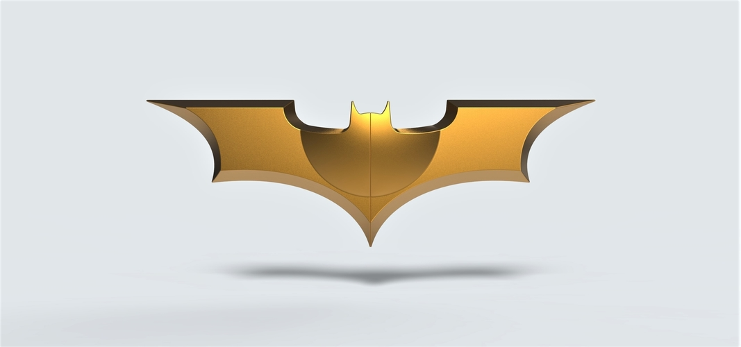 Batarang from the movie Dark Knight 3D Print 249080