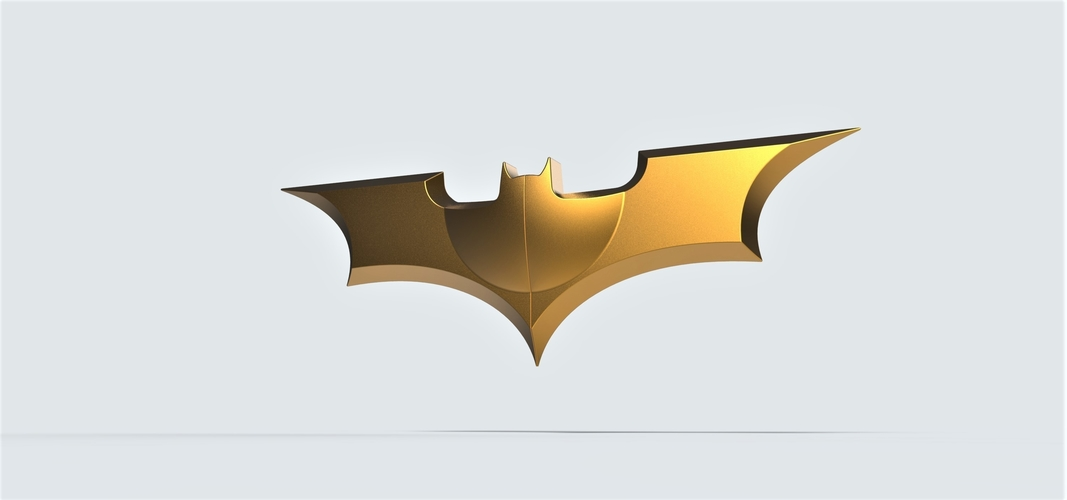 Batarang from the movie Dark Knight 3D Print 249082