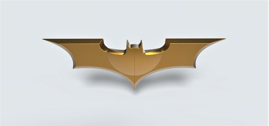 Batarang from the movie Dark Knight 3D Print 249085