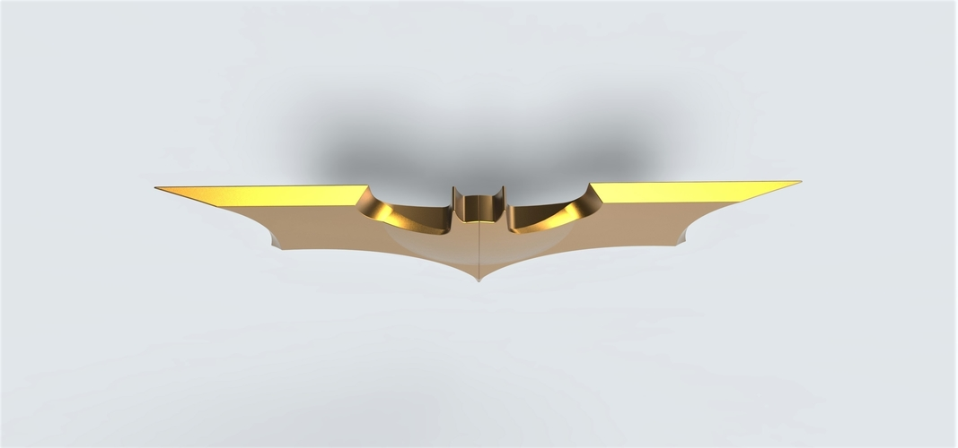 Batarang from the movie Dark Knight 3D Print 249086