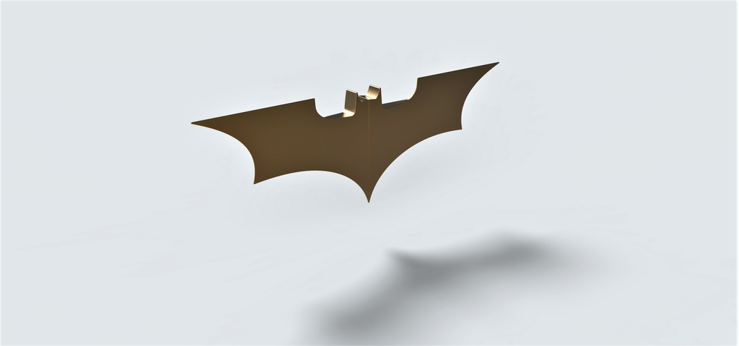Batarang from the movie Dark Knight 3D Print 249088