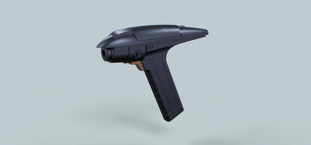 Phaser from Star Trek Discovery Section 31 3D Print 249721
