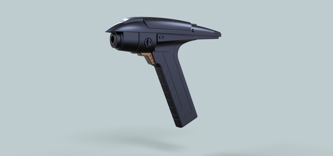 Phaser from Star Trek Discovery Section 31 3D Print 249722