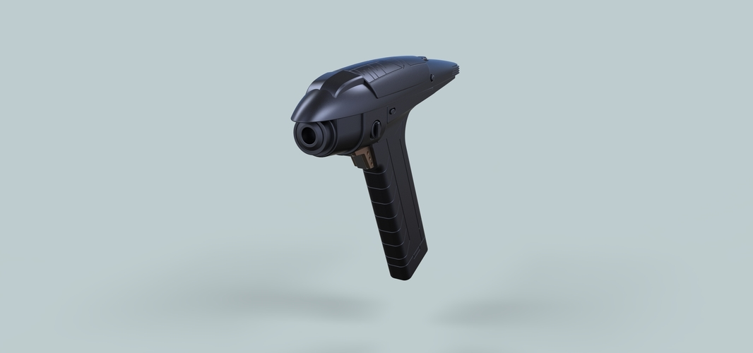 Phaser from Star Trek Discovery Section 31 3D Print 249723