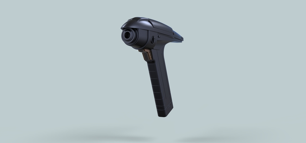 Phaser from Star Trek Discovery Section 31 3D Print 249724