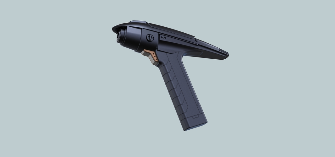 Phaser from Star Trek Discovery Section 31 3D Print 249734