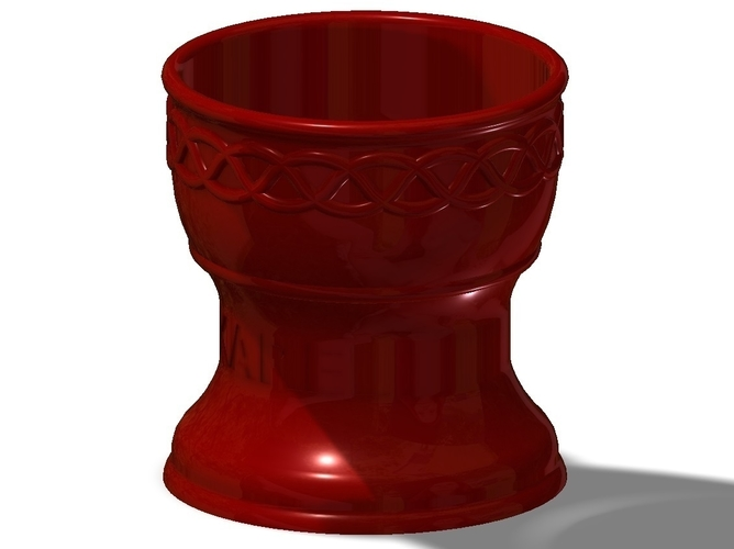 Shot glass 3D Print 250125