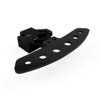 Small 12mm Magnetic Paddle Shifters for Simracing 3D Printing 250656