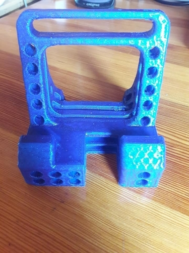 High Resolution Universal Handy/Tablet Holder 3D Print 250689