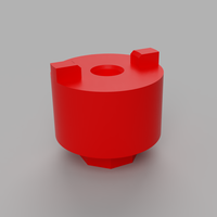 Small Outboard Shift Shaft bushing TOOL 3D Printing 250840