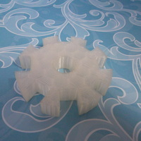 Small Gear Cord Wrap 3D Printing 25107