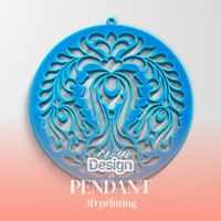 Small Pendant 3D Printing 251080