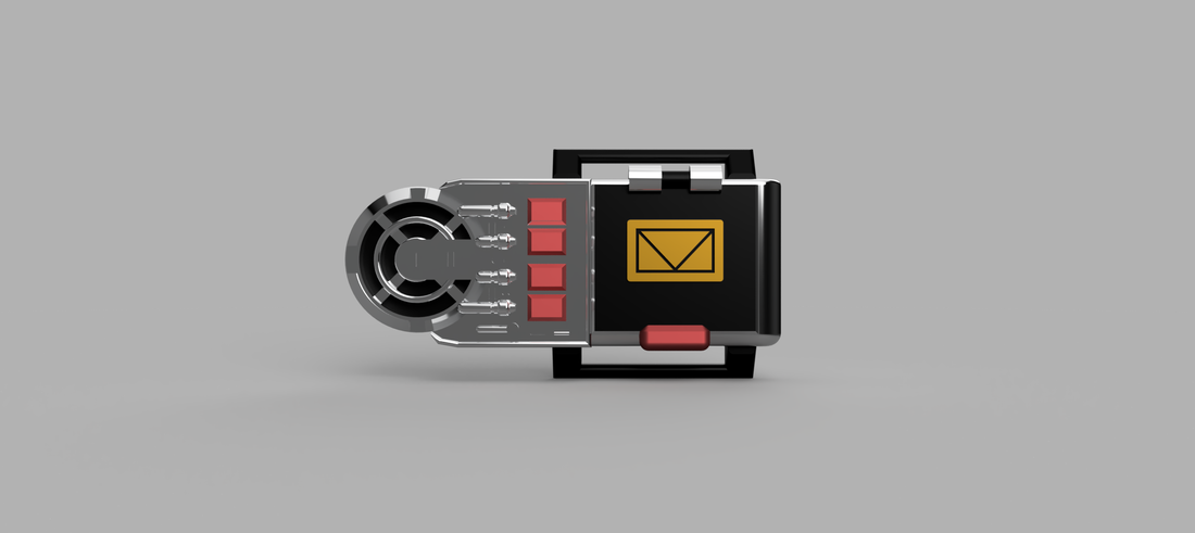 Power rangers: In Space Morpher 3D Print 251106
