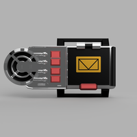 Small Power rangers: In Space Morpher 3D Printing 251106
