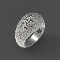 Small Egg ring 3D Printing 251113