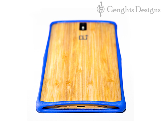 Bumper Case for OnePlus One Phone 3D Print 25136