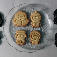 Small South Park Cookie Cutters 3D Printing 25140