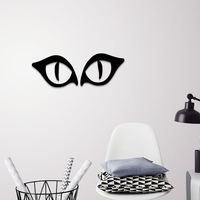 Small CAT EYES WALL DECORATION 3D Printing 251466