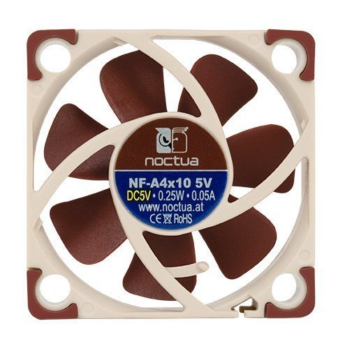 TAZ hexagon Hotend 40mm Fan Mount 3D Print 25158
