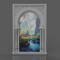 Small Decorative Picture/Art Frame 3D Printing 251614