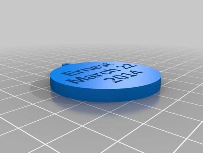 Customizable_AA_or_NA_Chip_(v2.0) 3D Print 251779