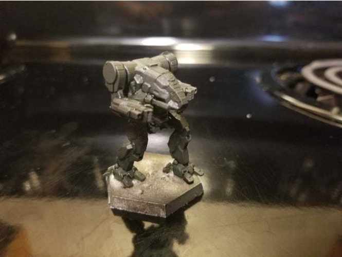 Collection MWO Style Cestus 6Y 3D Print 251800