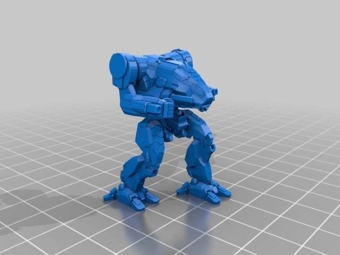 Collection MWO Style Cestus 6Y 3D Print 251801
