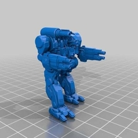 Small Collection MWO Style Hauptmann 3D Printing 251814