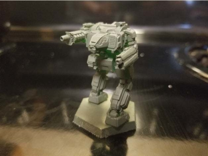 Collection MWO Style Lao Hu Toy 3D Print 251936