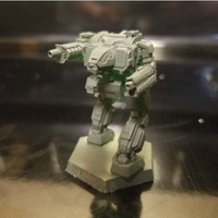 Small Collection MWO Style Lao Hu Toy 3D Printing 251936