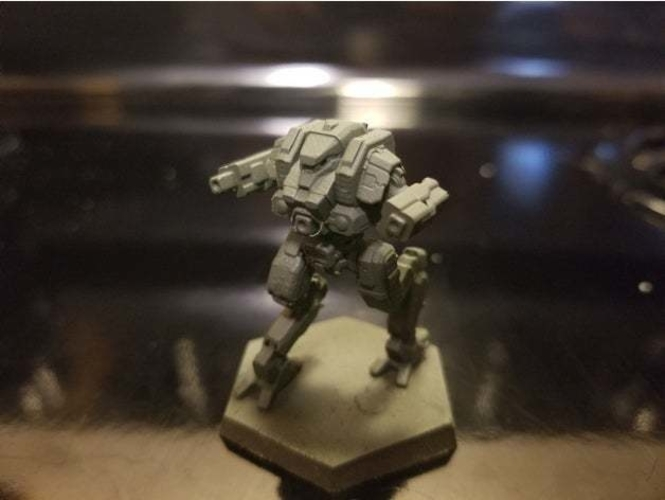 Collection MWO Style Night Hawk Toy 3D Print 251943