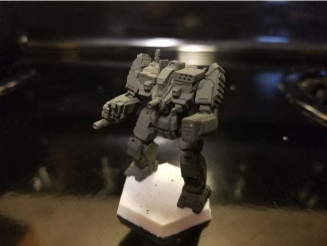 Collection MWO Style Rampage Toy 3D Print 251945