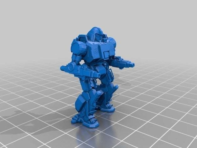 Collection MWO Style Whitworth Toy 3D Print 252004
