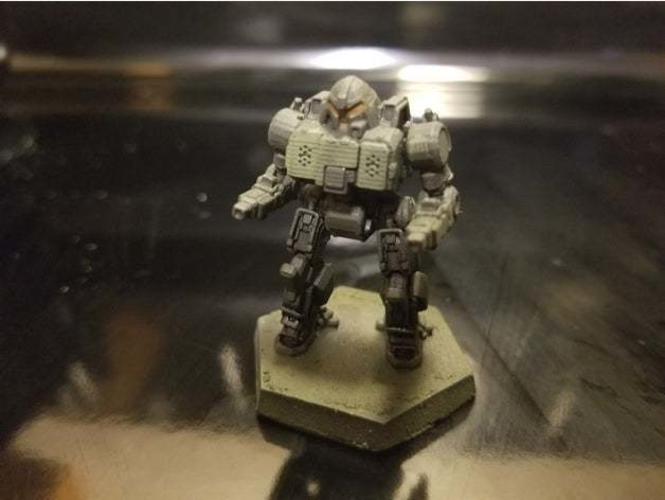 Collection MWO Style Whitworth Toy 3D Print 252005