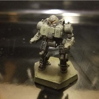 Small Collection MWO Style Whitworth Toy 3D Printing 252005