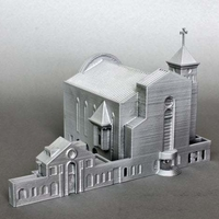 Small Suseo Cathedral 3D Printing 252049