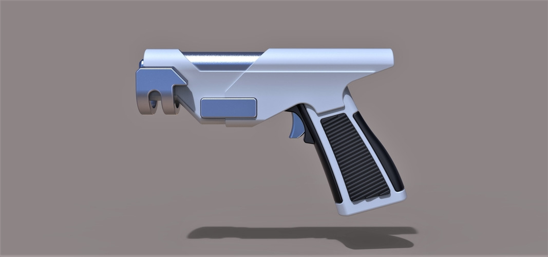 Gun PM-32 from The Orville 3D Print 252869