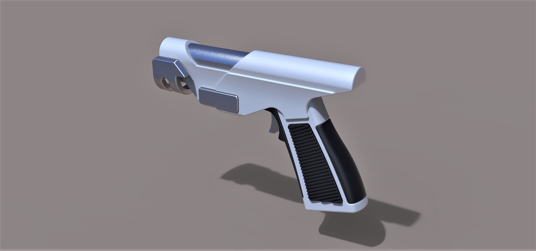 Gun PM-32 from The Orville 3D Print 252872