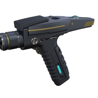 Small Accurate replica of Phaser pistol 2 from Star Trek Discovery 3D Printing 253275