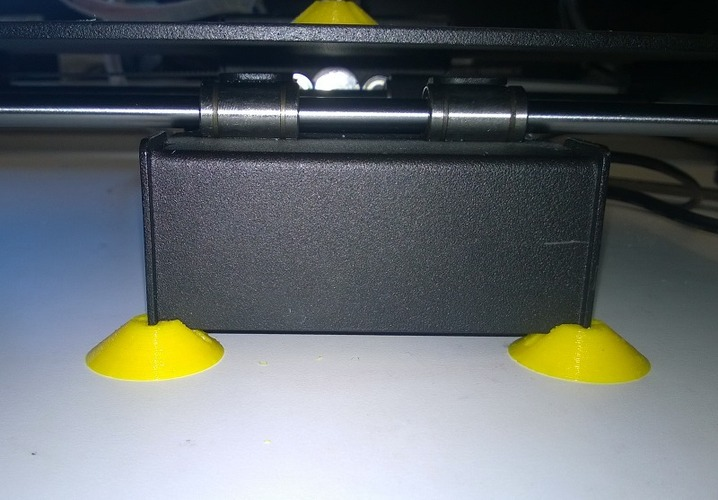 Ninja Feet for Printrbot Simple Metal 3D Print 25331