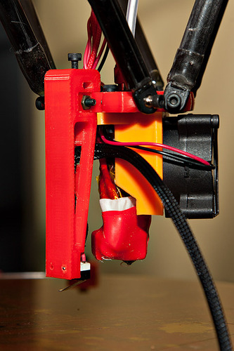 Semi-automatic Bed Level Probe 3D Print 25352
