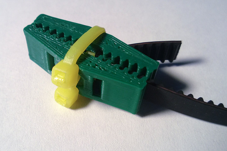 Tough Belt Clip 3D Print 25371