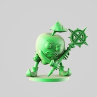 Small Clericapple 3D Printing 253832
